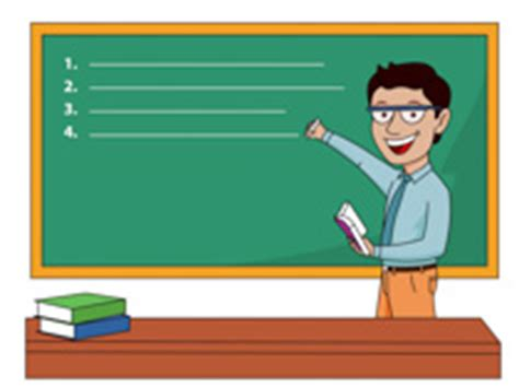 How to be a teacher essay